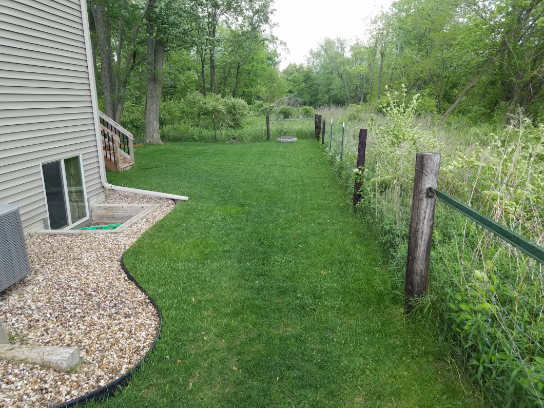What does our sod installation process look like?